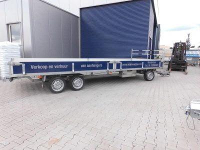 Schamelaanhanger-2.13x6.25-3500kg-geremd-75 euro incl 5