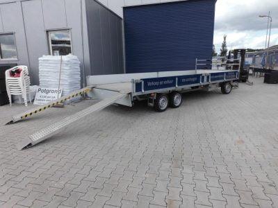 Schamelaanhanger-2.13x6.25-3500kg-geremd-75 euro incl 6
